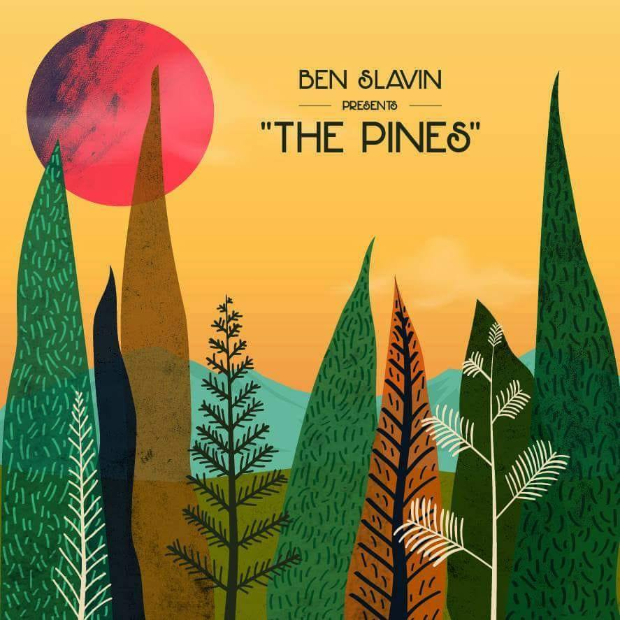"""The Pines"" è il nuovo album di Ben Slavin"