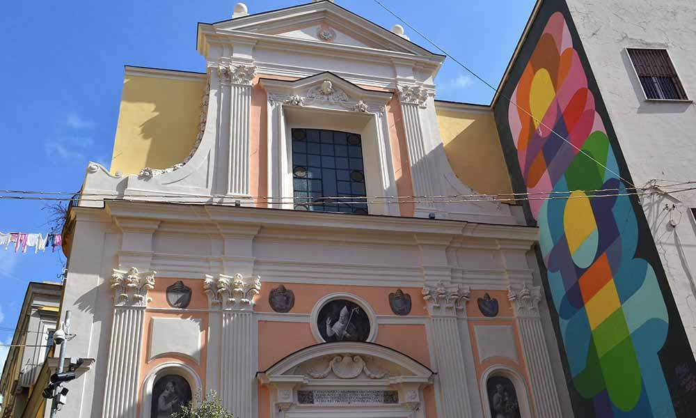 basilica-san-severo-fuori-le-mura-sanita