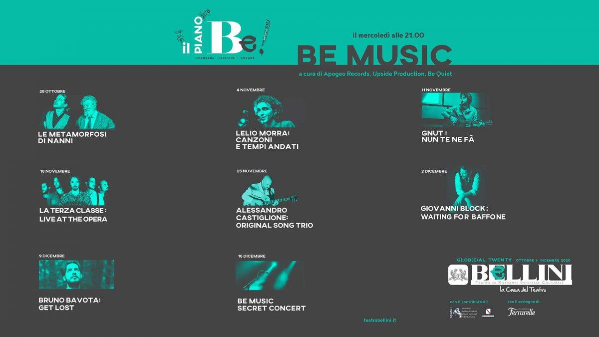 BeMusic Bellini