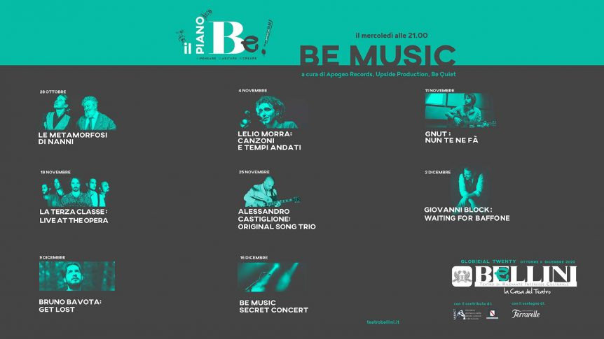 BeMusic Bellini