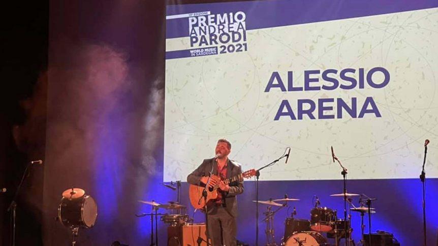 Alessio Arena Premio Andrea Parodi