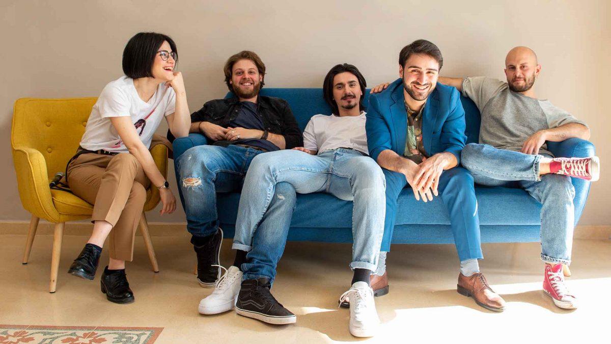 Dafne band apogeo records
